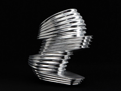 Zaha Hadid x United nude 2  - All Lambs