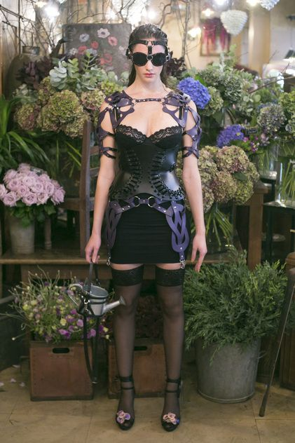 Zana Bane Presentation, Ready to Wear, Spring Summer 2014 Collection in Paris