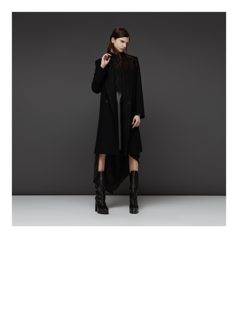 Liykovskaya FW 12 - All Lambs