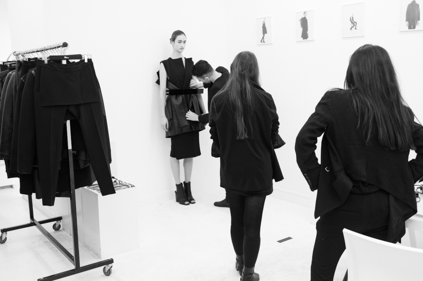 Rad Hourani couture 12 Carine Roitfeld 10 - All Lambs