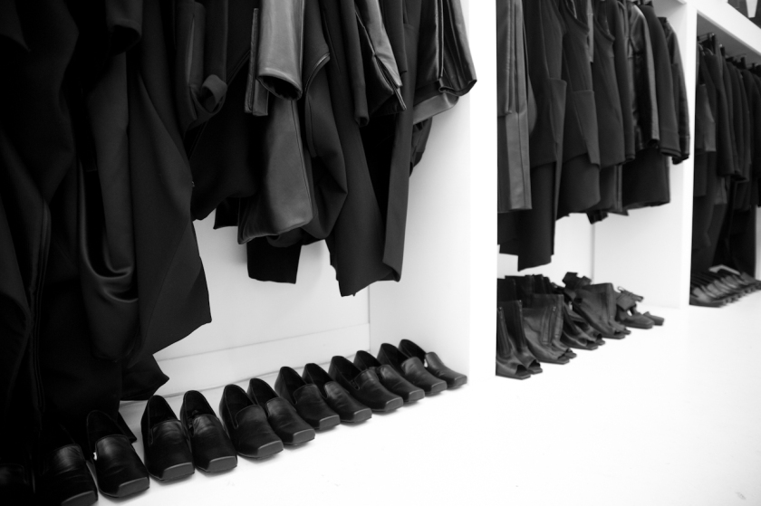 Rad Hourani couture 12 Carine Roitfeld 6 - All Lambs