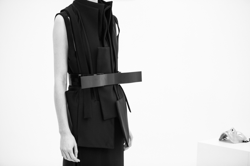 Rad Hourani couture 12 Carine Roitfeld 8 - All Lambs