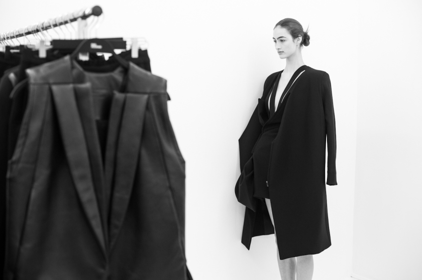 Rad Hourani couture 12 Carine Roitfeld 9 - All Lambs