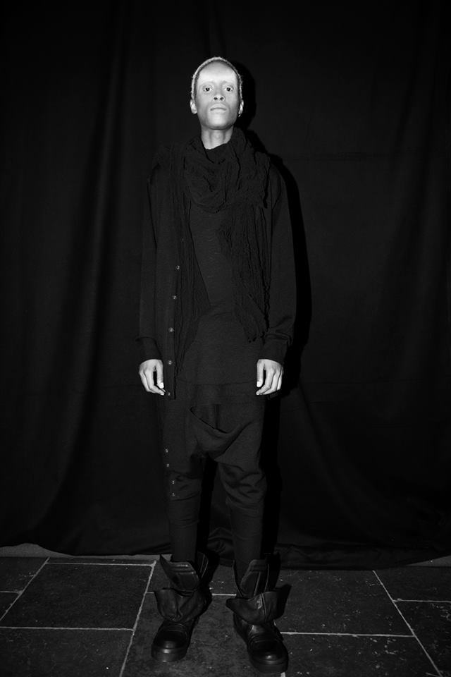 Barbara I Gongini backstage 1 - All Lambs