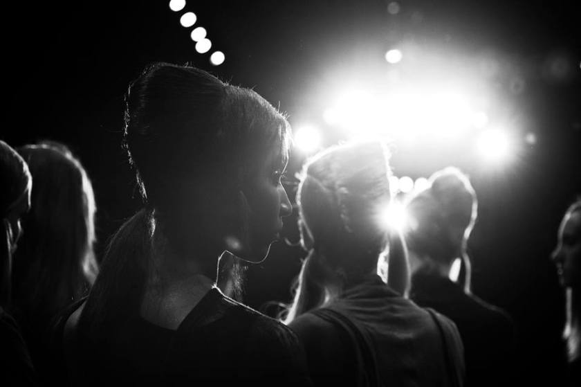Barbara I Gongini backstage 11 - All Lambs