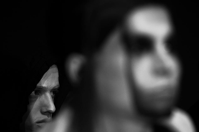 Barbara I Gongini backstage 12 - All Lambs