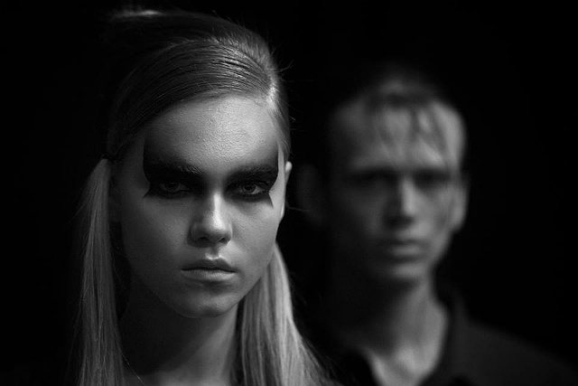 Barbara I Gongini backstage 17 - All Lambs