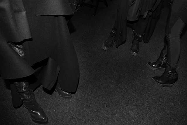 Barbara I Gongini backstage 18 - All Lambs