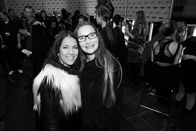 Barbara I Gongini backstage 19 - All Lambs