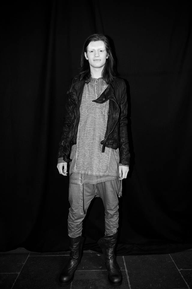 Barbara I Gongini backstage 3 - All Lambs