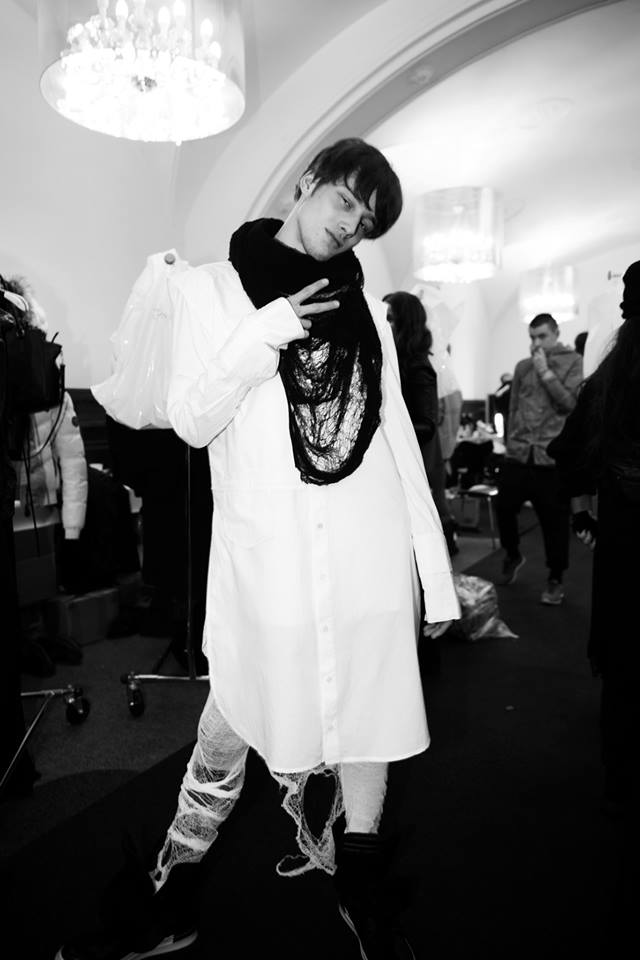 Barbara I Gongini backstage 4 - All Lambs