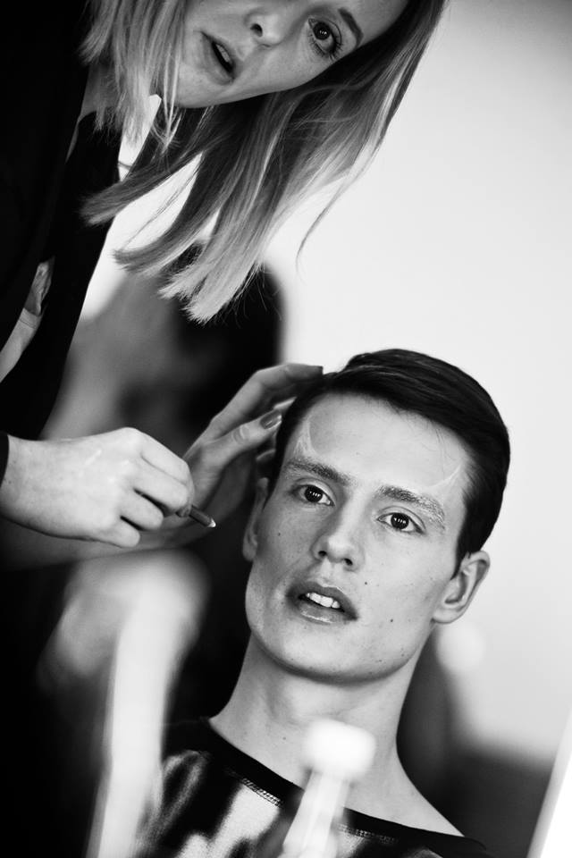 Barbara I Gongini backstage 5 - All Lambs
