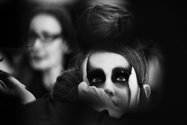Barbara I Gongini backstage 8 - All Lambs