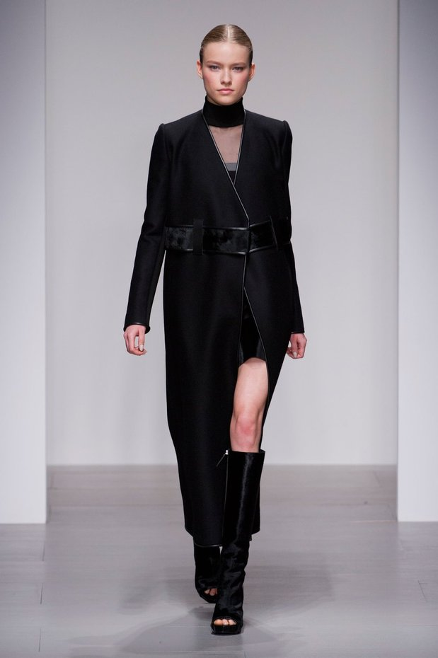 David Koma aw14 l - All Lambs