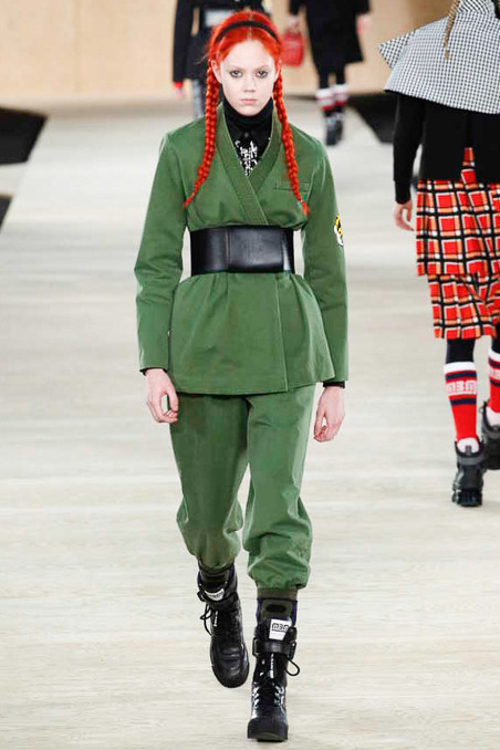 Marc by Marc Jacobs fw14 p - All Lambs
