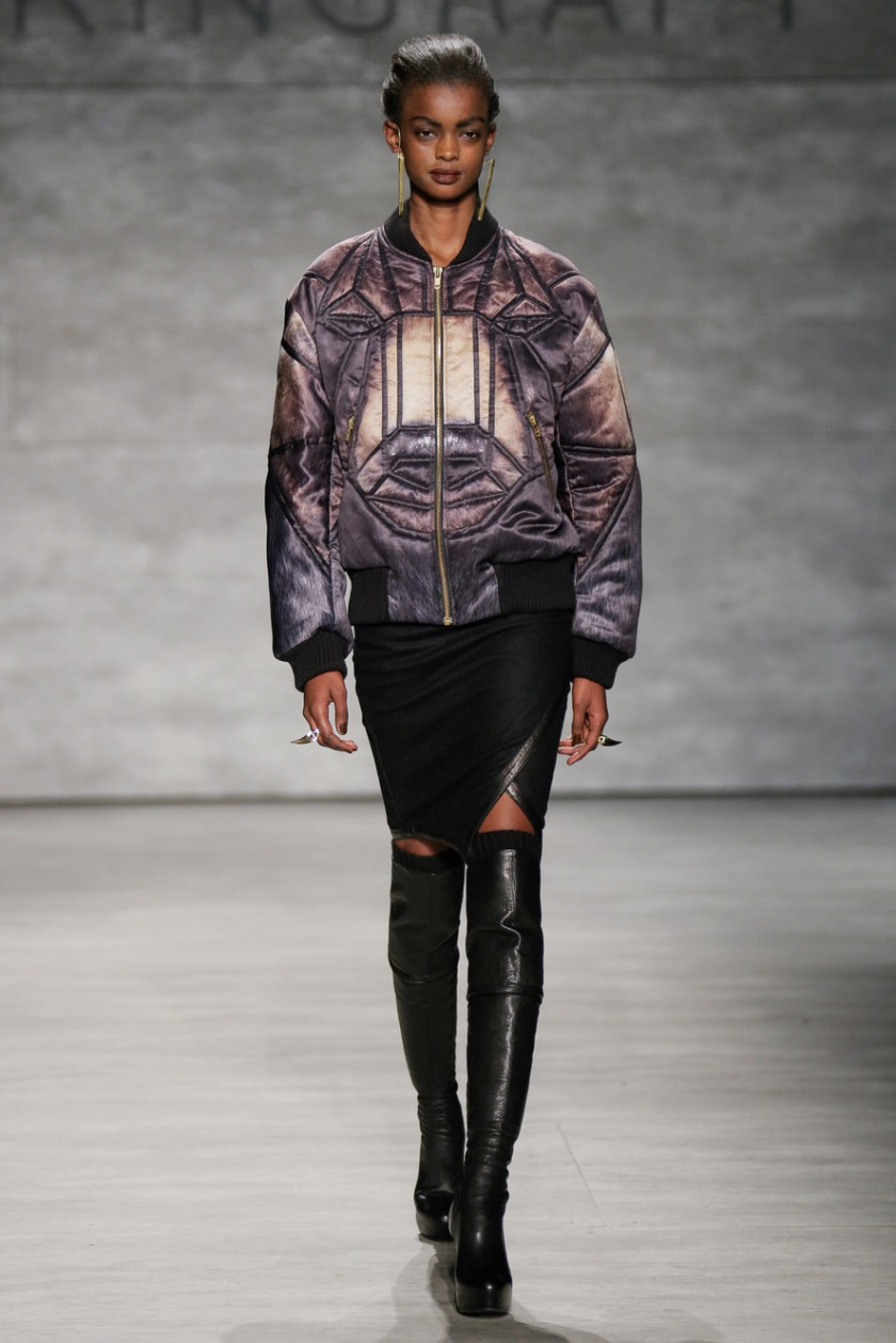 Skingraft fw14 q - All Lambs