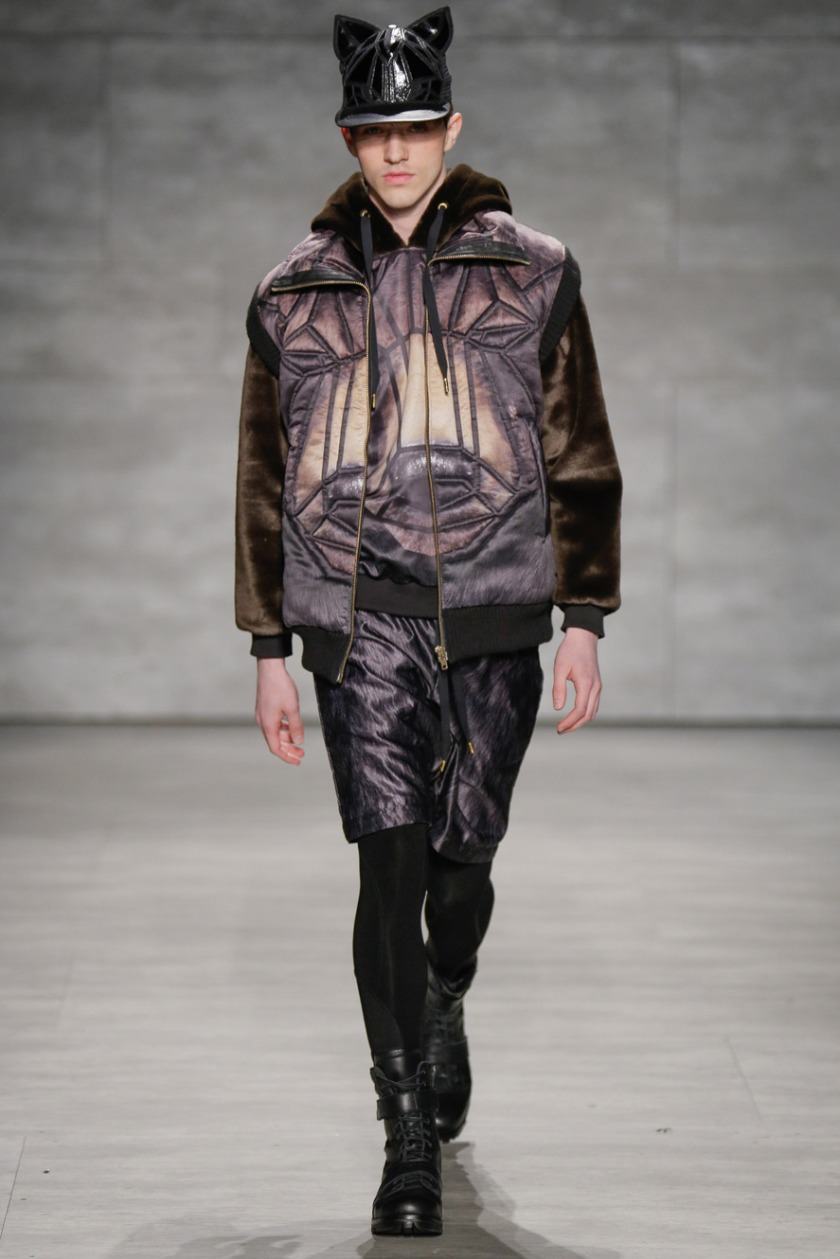 Skingraft fw14 r - All Lambs