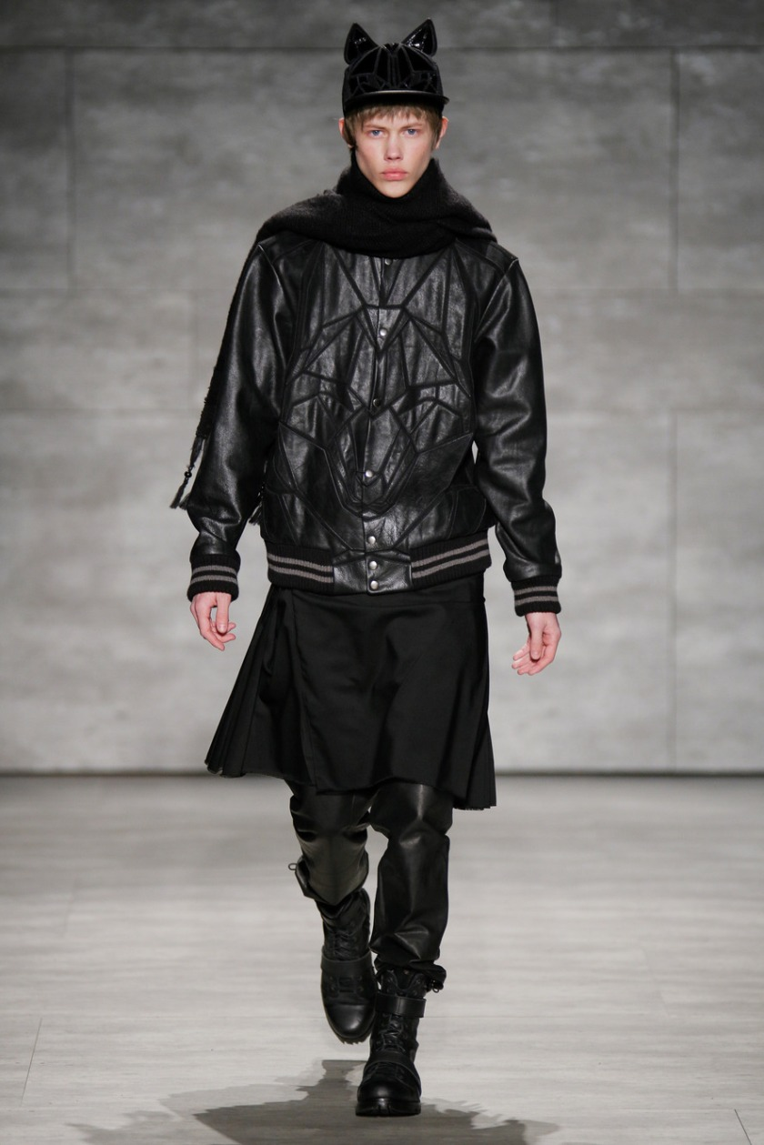Skingraft fw14 t - All Lambs