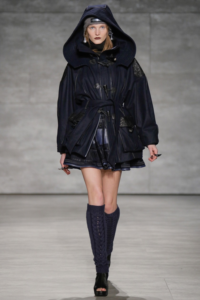 Skingraft fw14 v - All Lambs