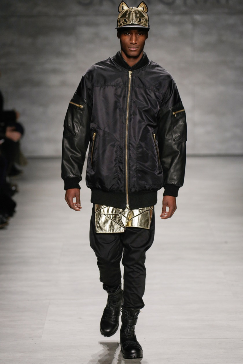 Skingraft fw14 zi - All Lambs
