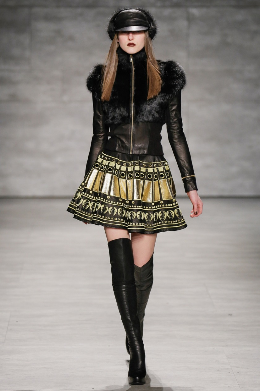 Skingraft fw14 zj - All Lambs