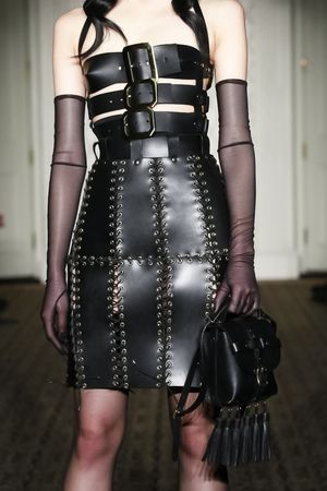 Zana Bayne, Ready To Wear, Fall Winter, 2014, New York