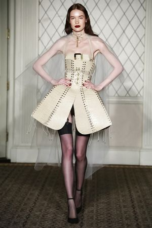 Zana Bayne, Ready To Wear, Fall Winter, 2014, New York