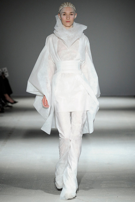 Gareth Pugh fw14 j - All Lambs