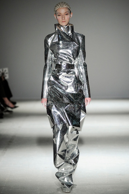 Gareth Pugh fw14 k - All Lambs