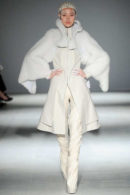Gareth Pugh fw14 l - All Lambs