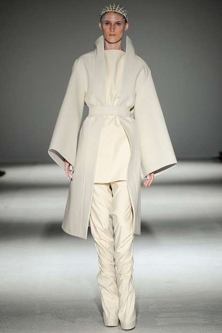 Gareth Pugh fw14 n - All Lambs