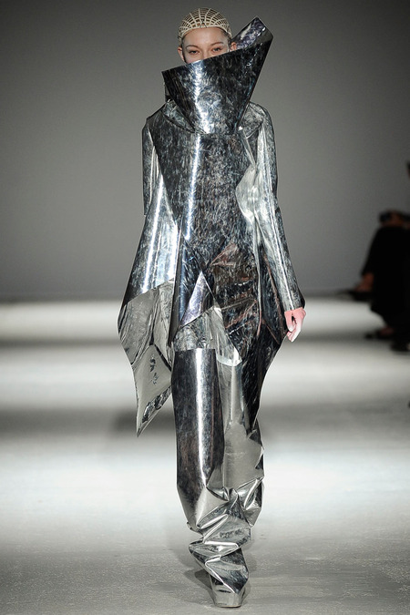 Gareth Pugh fw14 zc - All Lambs