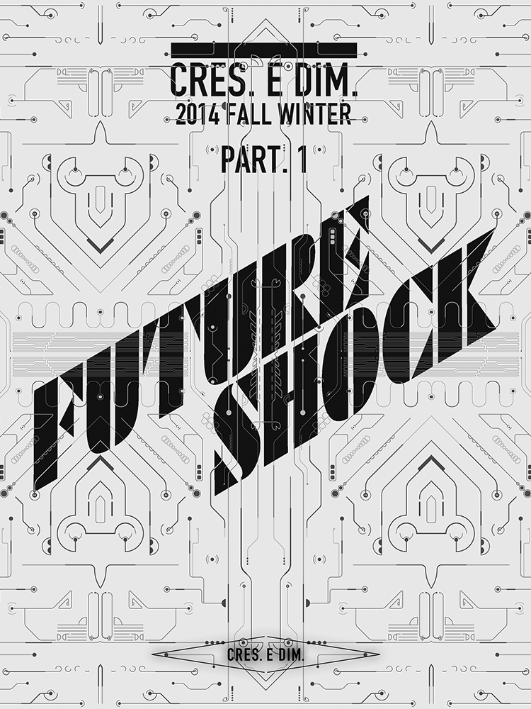 Cres E Dim Future Shock 1 - All Lambs