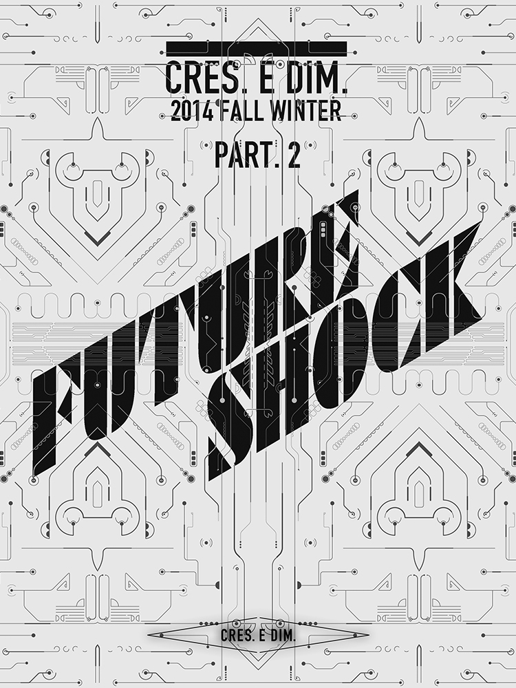 Cres E Dim Future Shock 15 - All Lambs