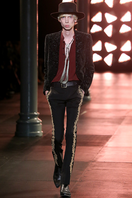saint-laurent-spring-summer-2015-30- All Lambs