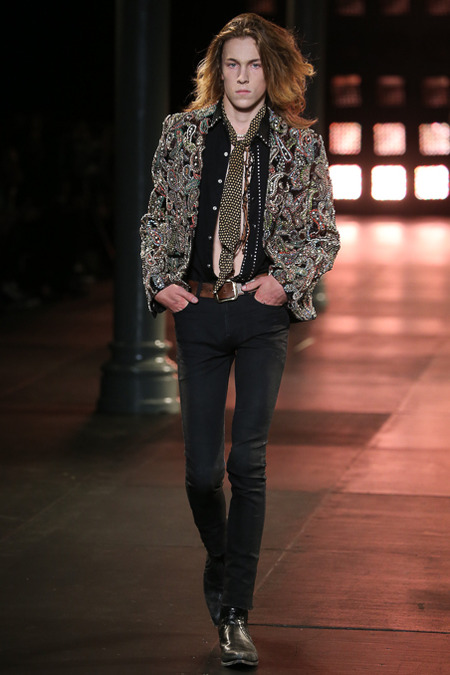 saint-laurent-spring-summer-2015-36- All Lambs