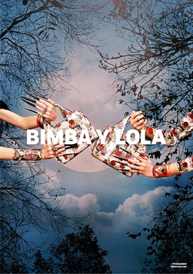 BIMBA Y LOLA AW14 SYNCHRODOGS 4