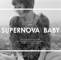 Supernmova Baby cover 1