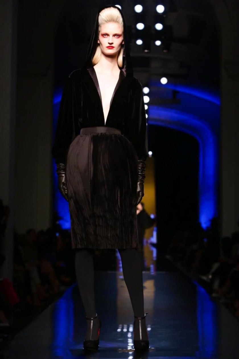 Jean Paul Gaultier Haute Couture 13 - All Lambs - copia