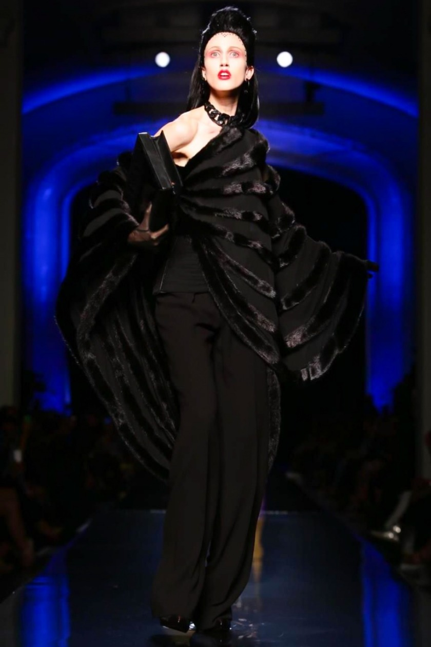 Jean Paul Gaultier Haute Couture 15 - All Lambs - copia