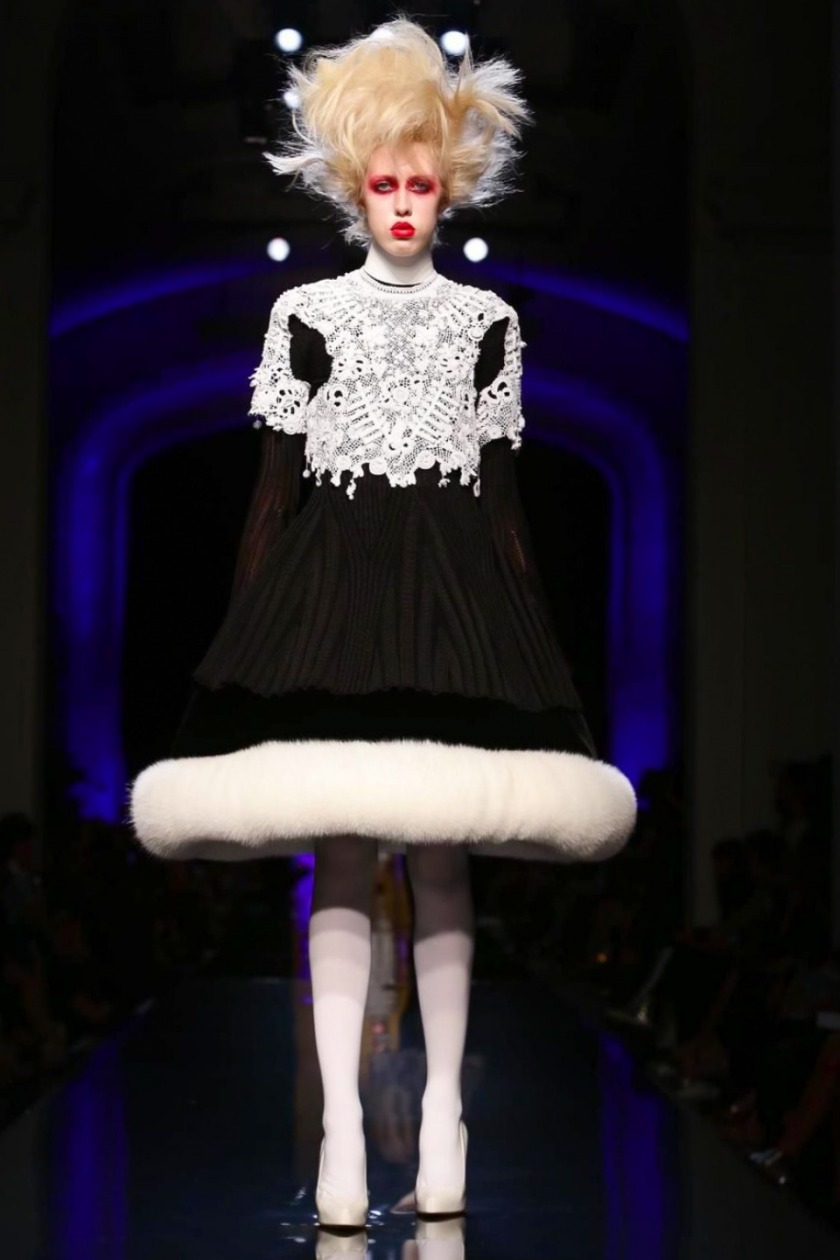 Jean Paul Gaultier Haute Couture 23 - All Lambs - copia