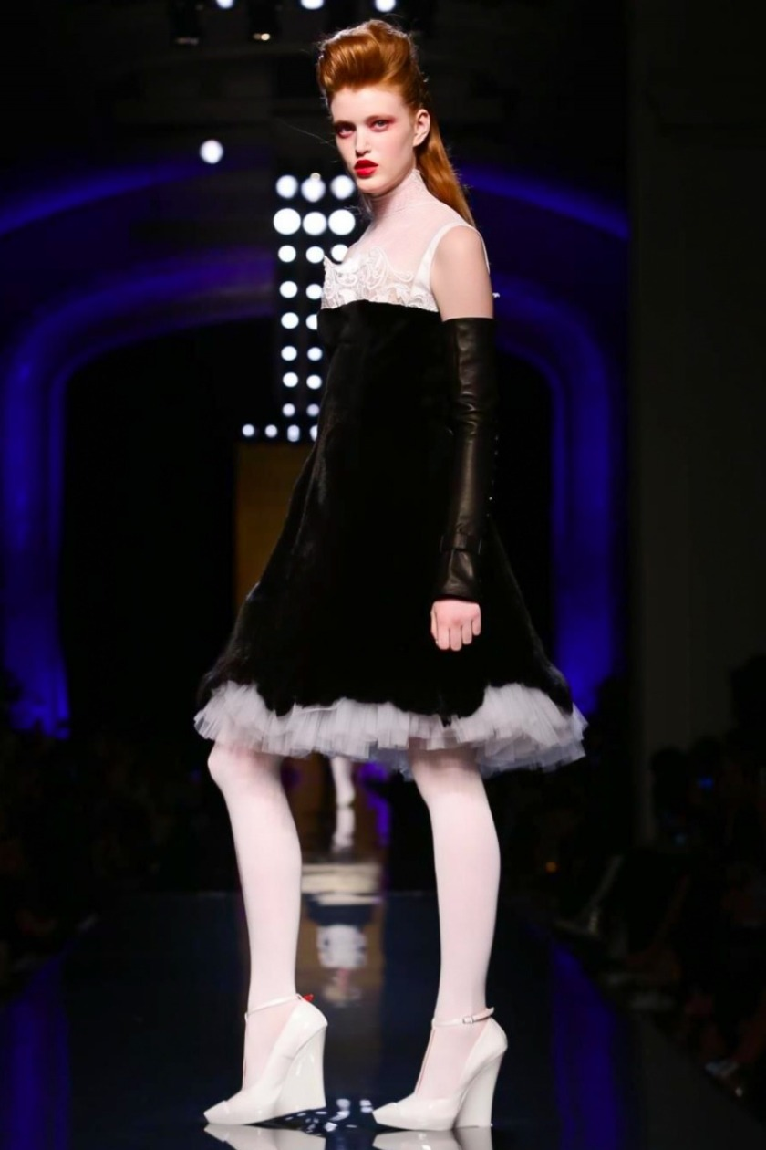 Jean Paul Gaultier Haute Couture 24 - All Lambs - copia