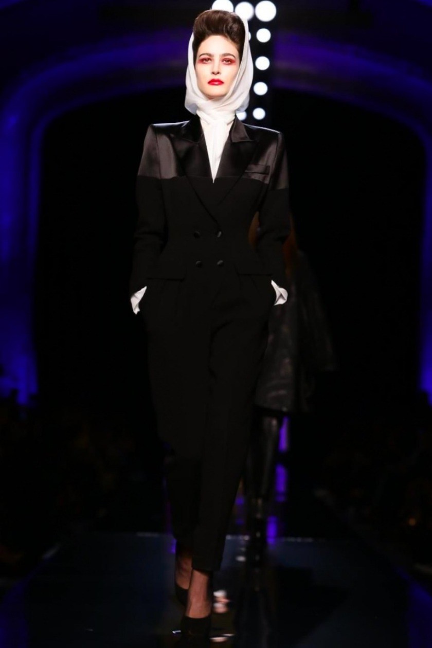 Jean Paul Gaultier Haute Couture 28 - All Lambs - copia