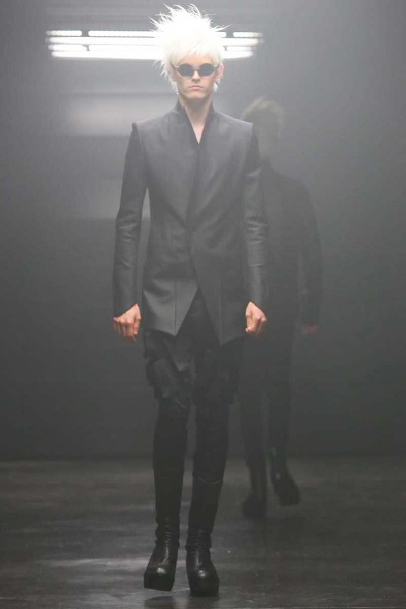 Julius, Menswear, Spring Summer, 2015, Fashion Show in Paris