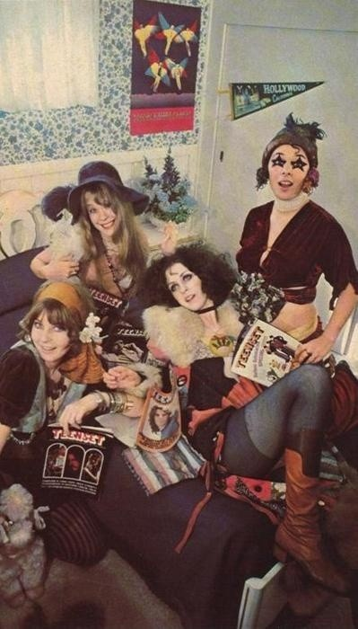 Groupies of the 60's 14