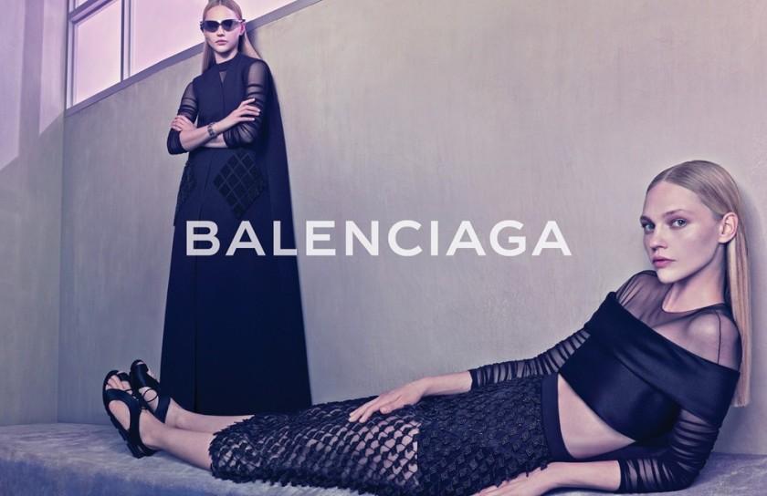 Balenciaga ss15 campaign 2