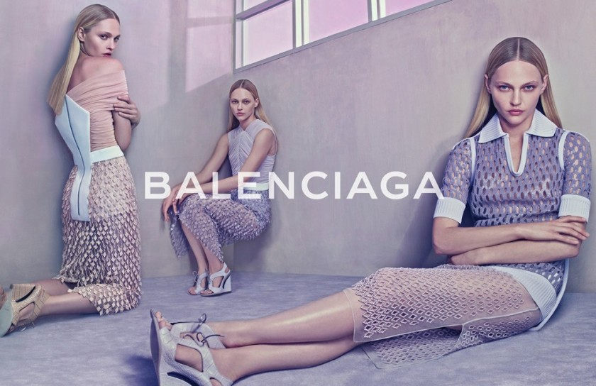 Balenciaga ss15 campaign 7