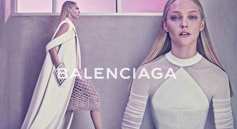 Balenciaga ss15 campaign