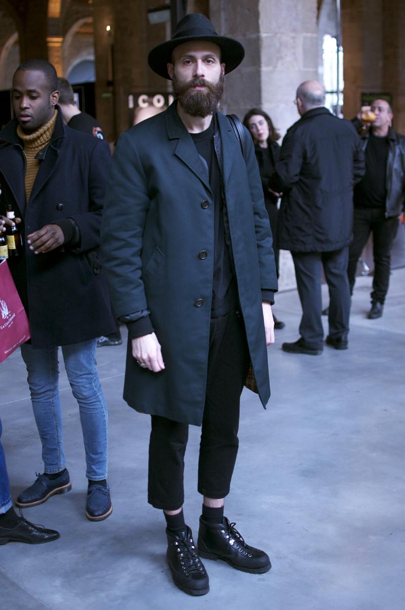 Street style 6 080 Barcelona Fashion