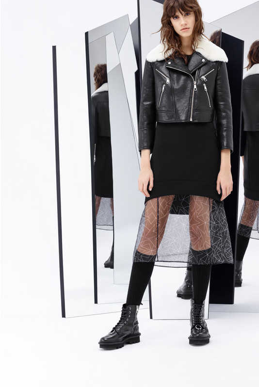 Neil Barrett AW15 Womenswear 6